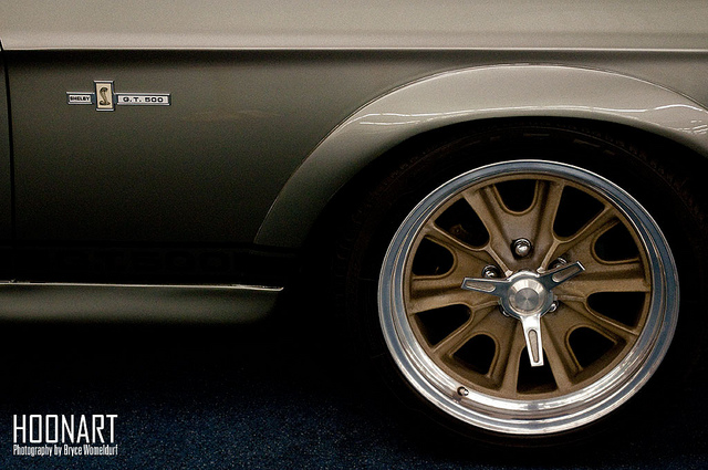 Mustang Concept >> 17x8 Schmidt Wheels - Best Movie Cars