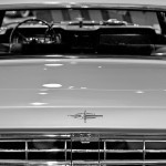 1963 Lincoln Continental Rear