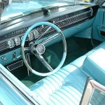 1964 Lincoln Continental Interior