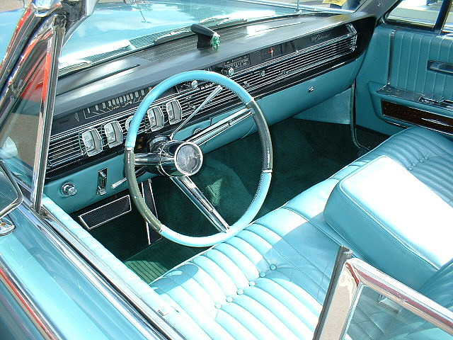 1965 Lincoln Continental Interior Images Galleries With A Bite