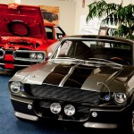 "1967 Ford Mustang ""Eleanor"" Fastback and 1970 Dodge Super Bee 440 Six Pack"