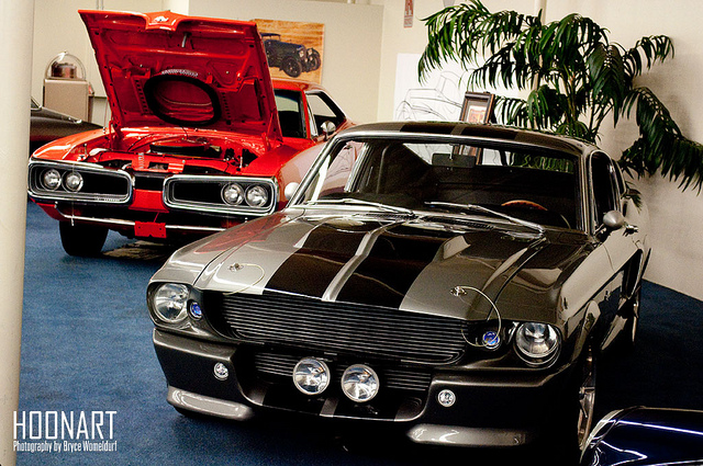 Shelby GT500 Eleanor | Best Movie Cars