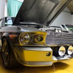 1967 Shelby GT500 Eleanor Replica Front View