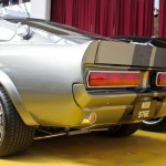 1967 Shelby GT500 Eleanor Replica Rear View