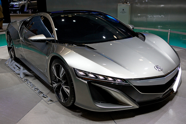 Exceptional 2013 Acura NSX Concept