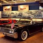 JFK Lincoln Continental