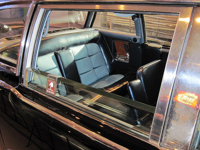 Jfk Lincoln Continental Inside Best Movie Cars
