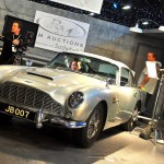 James Bond's Aston Martin DB5