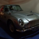 James Bond's Aston Martin DB5 BMT216A