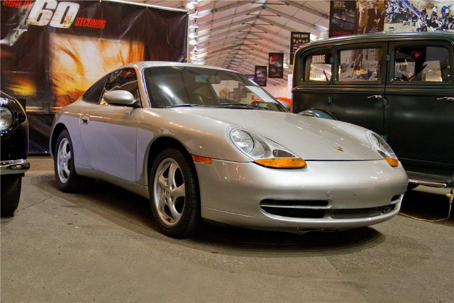 Porsche 996 Tina from Gone in 60 Seconds