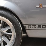 Shelby GT500E Front Wheel