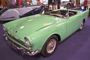 1957 Sunbeam Alpine Prototype