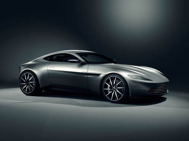 Aston Martin DB10, new James Bonds car, James Bonds car in Spectre
