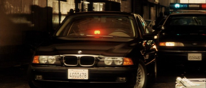 1997 BMW 540i E39, Gone in Sixty Seconds 2000