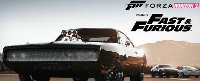 Forza Horizon 2, Furious 7