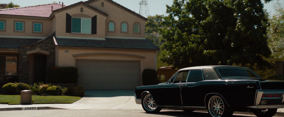 1967 Lincoln Continental 3