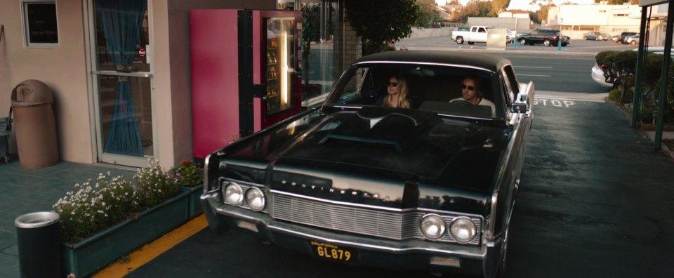 Lincoln Continental on 07 Dodge Caliber Custom