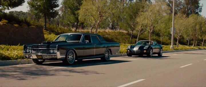 1967 Lincoln Continental 5