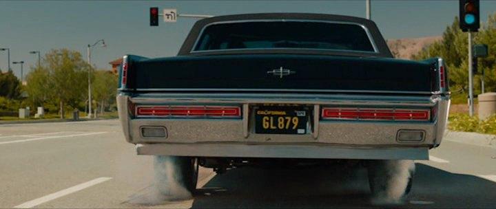 1967 Lincoln Continental 6