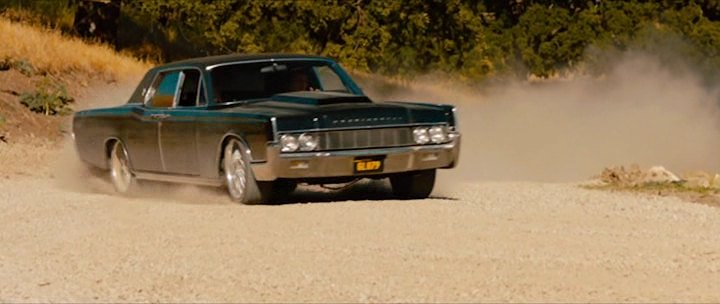 1967 Lincoln Continental 7