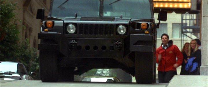 1992 Hummer HMC4 2