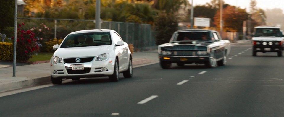 2008 Volkswagen Eos Typ 1F