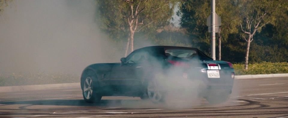 2010 Pontiac Solstice, Hit and Run 2012