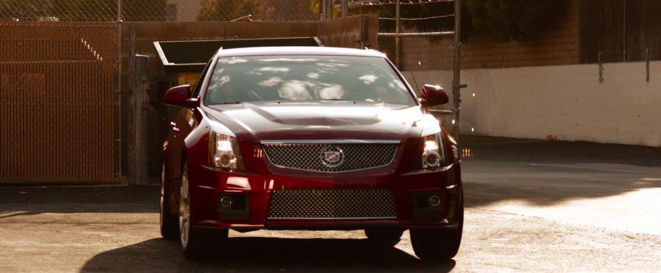 2012 Cadillac CTS V Sport Wagon 2