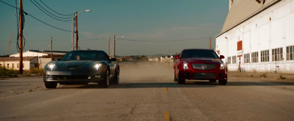 2012 Cadillac CTS V Sport Wagon, Hit and Run 2012