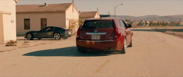 2012 Cadillac CTS V Sport Wagon 6
