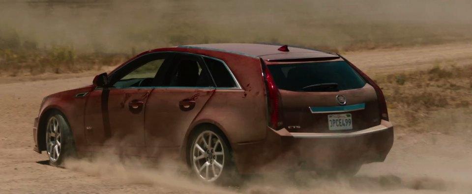 2012 Cadillac CTS V Sport Wagon