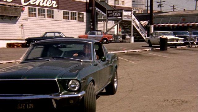 Ford Mustang, Bullit