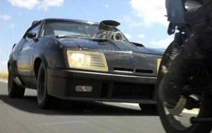 Ford Falcon XB GT Coupe 1973 V8 Interceptor, Mad Max car