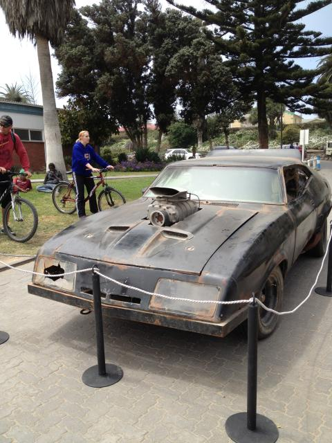 Mad Max Fury Road Promotional Interceptor 2