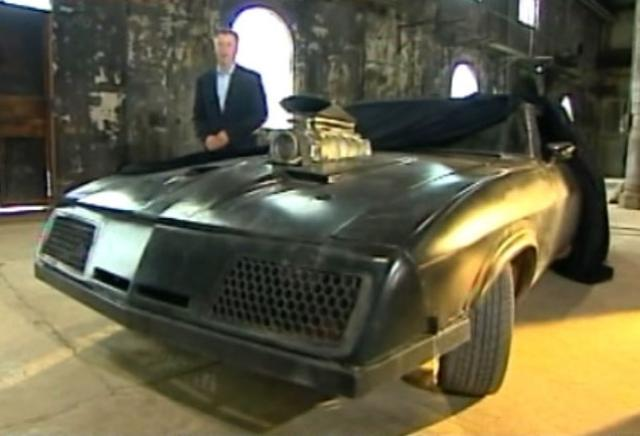 Mad Max Fury Road Promotional Interceptor