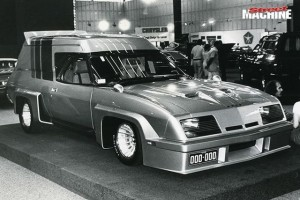 Arcadipane 1977 Panel Van Concept, photo