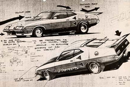 Pursuit Special Original Concept