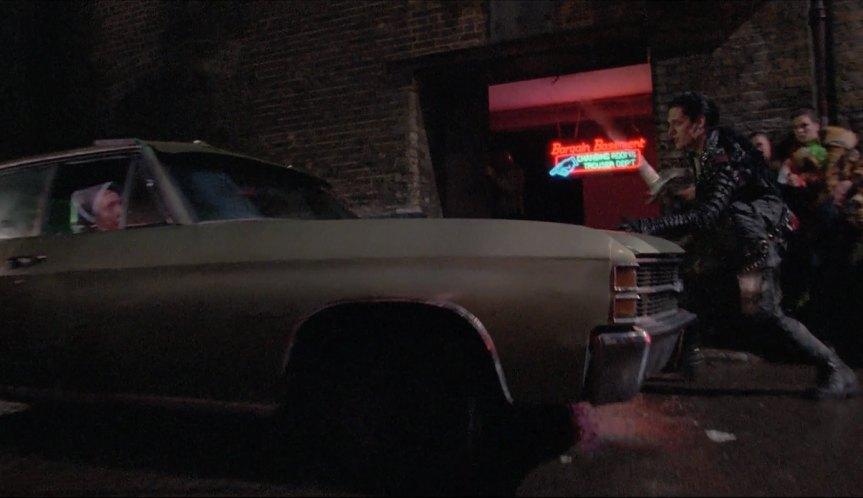 1971 Chevrolet Chevelle Malibu 2