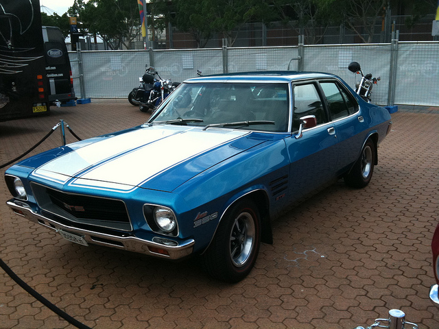 Holden Monaro Hq Best Movie Cars