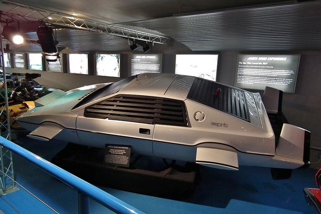 1976 Lotus Esprit Submarine Car, photo