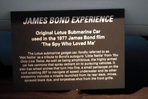 1976 Lotus Esprit Submarine Car, James Bond