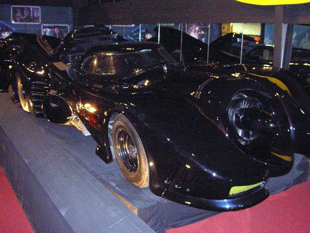 1989 Batmobile Replica, 1989 Batmobile, photo