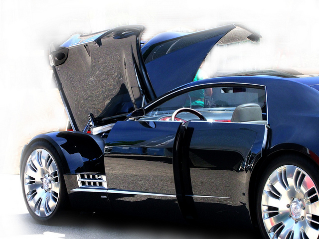 Cadillac Sixteen From Real Steel