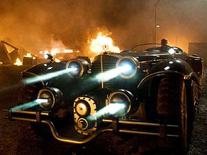 Why Do Movie Villains Always Drive German Cars Best