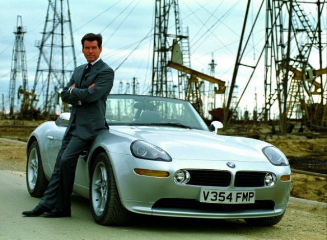 Product Placement, BMW Z8