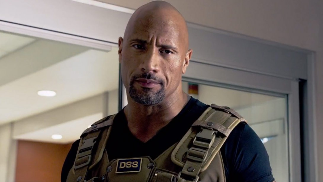 Dwayne Johnson, The Rock, Furious 7