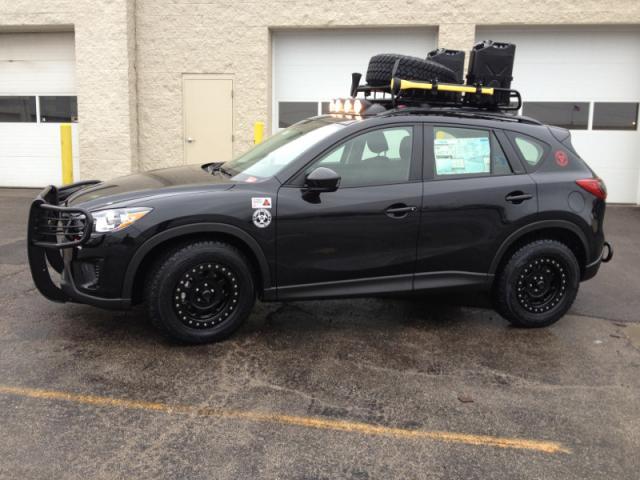 Mazda CX-5 Zombie Apocalypse Edition, photo