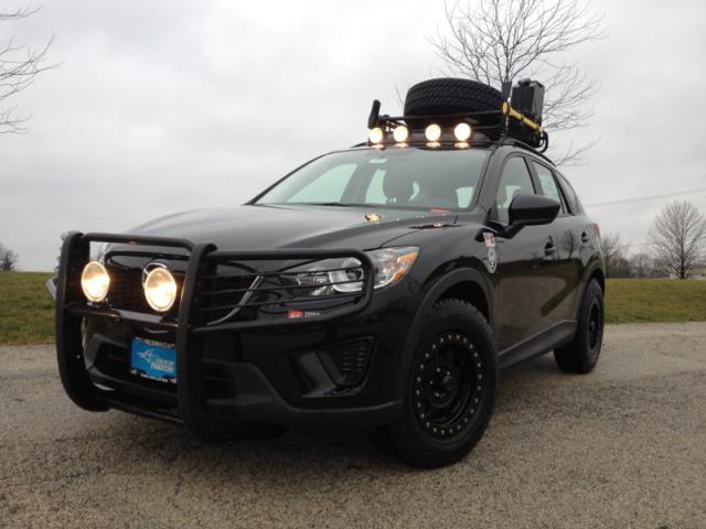 Mazda Cx 5 Zombie Apocalypse Edition Not From Movie