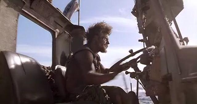 Peterbilt 351, Waterworld movie