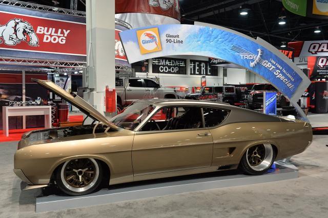 1969 Ford Torino Talledega